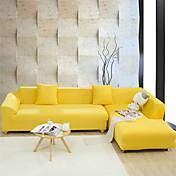 soild caso multifuncional con todo incluido cubre-sofá cubierta completa tejido elástico del color sólido elástico sofá