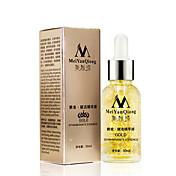 Hautpflege reines Gold 24k Essenz Tagescreme Anti-Falten Anti-Aging-Kollagen Bleaching feuchtigkeitsspendende Hyaluronsäure