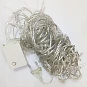 navidad luces de 20m / 200leds 220v llevaron cadena para su día de fiesta / partido / la boda nueva decoración del hogar / año el envío