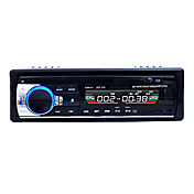 audio estéreo bluetooth radio del coche multifunción autoradio manos libres en el tablero fm entrada auxiliar receptor USB para tarjetas