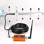 señal de GSM 900MHz amplificador de señal GSM repetidor amplificador de señal de teléfono celular
