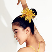 パフォーマンス ヘッドピース 女性用 子供用 演出 ポリエステル 羽毛 羽毛/ファー 1個 ヘッドピース