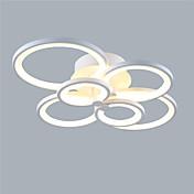 Montage de Flujo ,  Moderno / Contemporáneo Tradicional/Clásico Pintura Característica for LED Mini Estilo MetalSala de estar Dormitorio