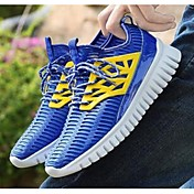 UnisexConfort-Zapatillas de Atletismo-Casual-PU-Negro / Azul / Rosa / Gris