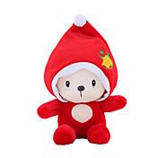 ぬいぐるみ / ドール / ホリデー・デコレーション / クリスマスデコレーション / クリスマスギフト / クリスマス向けおもちゃ / クリスマスツリー飾り モンキー カトゥーン / かわいい プラッシュ