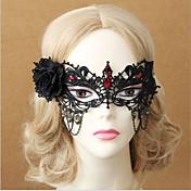 Traje de Halloween Decoración Máscaras de fiesta Decoraciones del partido Poliéster