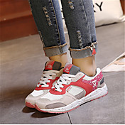 MujerOthers-Zapatillas de deporte-Casual-PU-Morado / Rojo