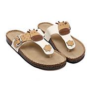 MujerOthers-Zapatillas y flip-flop-Casual-PU-Azul / Blanco