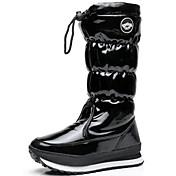 女性用 子供用 女の子用-スキー レジャースポーツ スノースポーツ-ブーツ(ブラック フクシア)