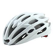 女性用 / 男性用 / 男女兼用 バイク ヘルメット 30 通気孔 サイクリング サイクリング / マウンテンサイクリング / ロードバイク / レクリエーションサイクリング ワンサイズ PC / EPS ホワイト / グリーン / レッド / ブルー / ライトグリーン