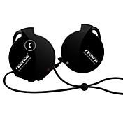 Fineblue F6-C ヘッドホン(ネックバンド型)Forメディアプレーヤー/タブレット 携帯電話 コンピュータWithマイク付き DJ ボリュームコントロール ゲーム スポーツ ノイズキャンセ Hi-Fi 監視 Bluetooth