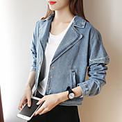 Signo 2017 primavera nuevas mujeres de manga larga chaqueta chaqueta chaqueta chaqueta chaqueta chaqueta applique