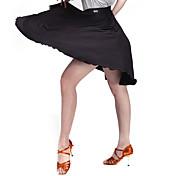 ラテンダンス ボトムズ 女性用 訓練 ベルベット プロミックス 1個 ナチュラルウエスト スカート