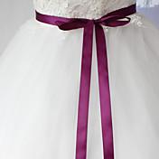 "Satén Svatba Večírek Na den Šerpa Dámské 250 cm (98 ½"")"
