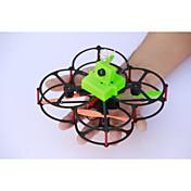 Dron 8 Canales 3 Ejes 2.4G Con Cámara 720P HD Quadccótero de radiocontrol  FPVQuadcopter RC Mando A Distancia Cámara Hélices Manual De