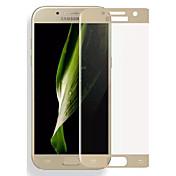 Asling para Samsung a5 calaxy (2017) 0.2mm 3d borde de arco toldo de vidrio templado película protectora protector de pantalla
