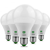 5pcs ywxlight® e27 5730smd 9w 18led 700-850lm caliente blanco blanco estupendo estupendo alto brillo llevado bulbo (ac / dc 12-24v)