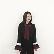 シックなレースのスカーフ、西洋スタイルのシャツを含む韓国のショッピングにサインしよう!