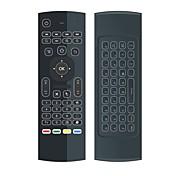 リモートコントロール MX3-L 2.4GHz帯のワイヤレス ブルートゥース 4.0 のために Android TV Box&TV Dongle
