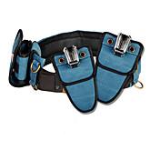 Dslr cintura de la cámara cinturón sujetador montura sola hebilla hanger funda best sell deporte cintura bolsos