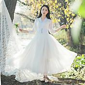 Precio no menos de 157 yuanes mancha signo ropa suelta sling + cinturón +