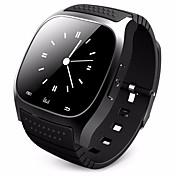 Reloj SmartLong Standby Deportes Monitor de Pulso Cardiaco Pantalla táctil Distancia de Monitoreo Seguimiento del Sueño Encontrar Mi