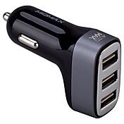 USB3.0 Carga Rápida Puertos Múltiples Otros 3 Puertos USB Solo Cargador DC 5V/4.2A