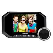 3.5 pulgadas danmini la toma de fotografías y grabación de vídeo visor de pantalla a color mirilla