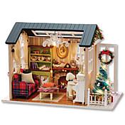 Kuća za lutke Nove igračke Kuća Drvo