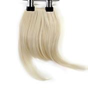 neitsi 1ks 8 '' 25 g / kus pod oblasti na vlasy okrajové krátké rovné umělých vlasů ofina 613 #