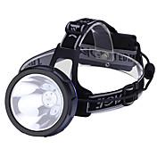 YAGE ヘッドランプ LED ルーメン 2 モード Cree XP-E R2 リチウム電池 調光可能 充電式 スーパーライト ハイパワー キャンプ/ハイキング/ケイビング 日常使用 サイクリング 狩猟 多機能 登山 屋外