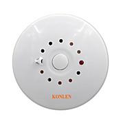 火災の煙探知器と熱の温度センサーの警報家の安全のために12Vのワイヤードコンビネーション検出器2 in 1