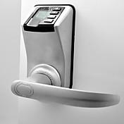 Adel fácil de instalar una sola cerradura de la lengua huella dactilar contraseña bloqueo mecánico -3398