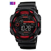 SKMEI Hombre Reloj Deportivo Reloj digital Digital PU Banda Negro