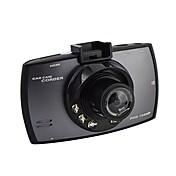 Allwinner 720p Full HD 1920 x 1080 DVR coche 2'7 Pulgadas Pantalla Cámaras de salpicadero
