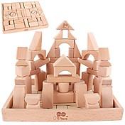 DIYキット ブロックおもちゃ ギフトのため ブロックおもちゃ 天然木 3-6歳 おもちゃ