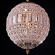 Montaje a ras, país de la vendimia característica de cobre tradicional / clásica antigua para los mini diseñadores del estilo del cristal