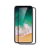 Vidrio Templado Protector de pantalla para Apple iPhone X Protector de Pantalla Posterior y Frontal Alta definición (HD) Dureza 9H A