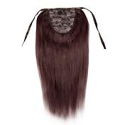 16 mujeres nuevo clip-en la cadena-onyyu seda extensión del cabello humano 100g