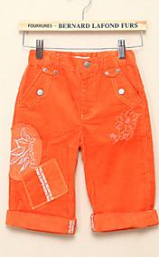 Chunyazi Vlevet Gestellte, die Hosen (Orange)