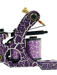 Coil Tattoo Machine Professiona Tattoo Machines Ugljični čelik Olovka i Shader Ručno izrađen