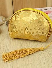zlatý čínský styl prospěch pouzdro (sada 12)