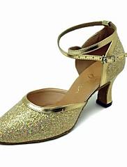 šumivé třpytky / umělá kůže horní společenského tance boty moderní boty pro ženy více barev