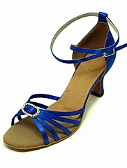 boty výkon taneční satén horní latin dance boty boty sál praxe pro barvy ženy více