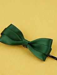 vlasy sladká tmavě zelená dámská pin