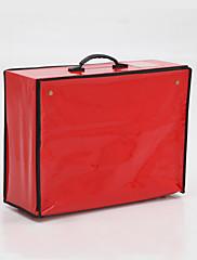 Elegantní faux kožené oděvy taška (více barev)