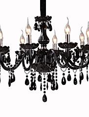 Lusteri ,  Modern/Comtemporary Electroplated svojstvo for Crystal Glass Living Room