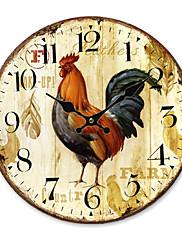zemlja životinje zidni sat