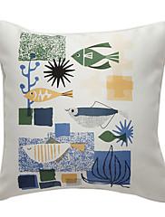 fantasy oceánu vytisknout dekorativní polštář