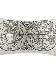 Grand Ocean pamuka / lana dekorativne jastuk poklopac